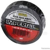 FITA ISOLANTE ANTI-CHAMA PRÉ TO  IMPERIAL 10M