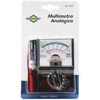 MULTÍMETRO  MULTÍMETRO ANALÓGICO 1000A BRASFORT 8520