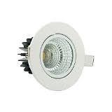 SPOT LED EMBUTIR  JNG BC REDONDO 5W 6400K BIV COB