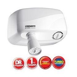 DUCHAS LORENZETTI  JET TURBO MULTITEMPERATURA 220V 7800W