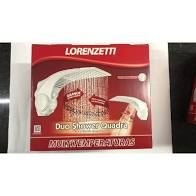 DUCHAS LORENZETTI  DUO SHOWER TURBO MULTI 5500W 127V